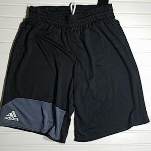 Adidas Climate Running Shorts Black Small